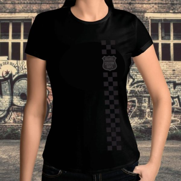 Ladies T-Shirt BLACK EDITION